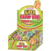 Sweet N Sour Super Blow Pop