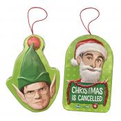 The Office Holiday Ornaments, .8oz