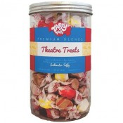 Theater Treats Taffy Mix 18 oz Jar
