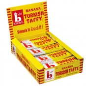 Bonomo® Turkish Taffy, Banana