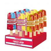 Twists Pop Fruit Swirls Lollipops, 1.3oz