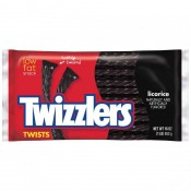 Twizzlers Black Licorice Twists