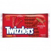 Twizzlers Strawberry Licorice Twists