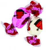 Valentine Heart Mix Taffy