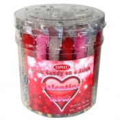 Valentine  Rock Candy