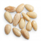 Almonds Whole Blanched Roasted & Salted