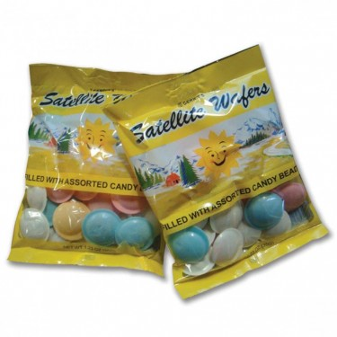 Satellite Wafers 1.23oz bags