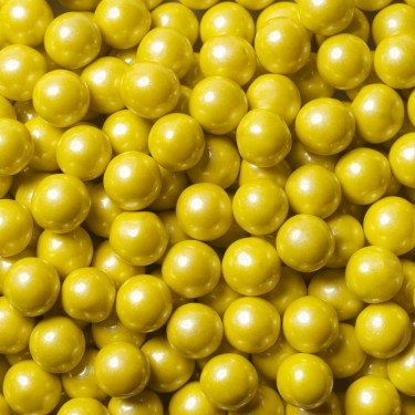 Sixlets® Shimmer Yellow