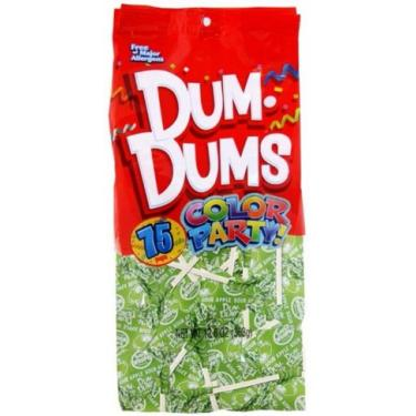 *Special Order* Bright Green/ Sour Apple Dum Dums