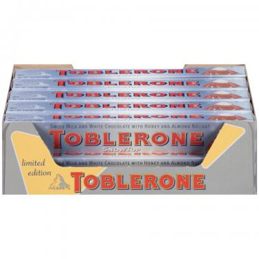 Toblerone Chocolate SnowTop, 3.52oz